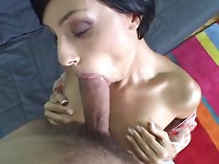 England Milf blow and spunk flow