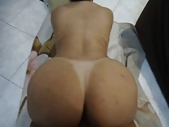 super big amateur ass