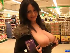 Natural Busty Sister Gives TIts and Pussy to her Bro