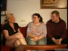 Chubby sister and brother had sex for money