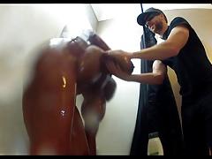 Busty Dusky Shower