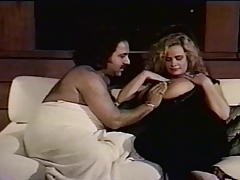 Trinity Loren and Ron Jeremy 1991. movie Special Treatment