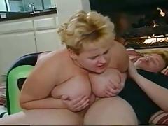Classic Big Tit BBW Melanie Anton