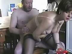 mature couple home fuck