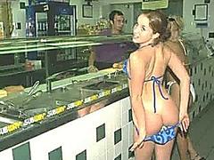 Hot Bikini Teen GFs!