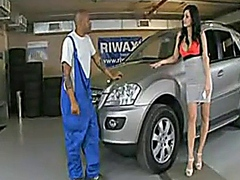 ALLETTA OCEAN -BLOWJOB FOR CARJOB