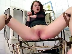 Stupid whore taught to listen as she is fucked in the ass.
