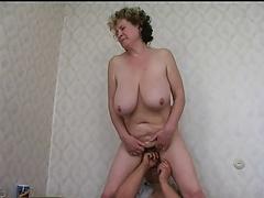 Some big hanging tits
