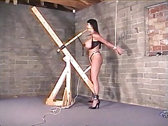Babe in bondage