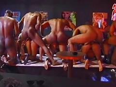 Vintage Orgy 3