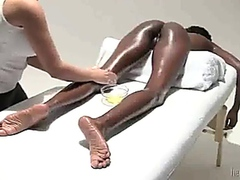 Valerie black ebony shiny girl - Ebony sex video -