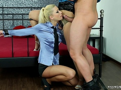 Dirty Whores Love Wet Games HD