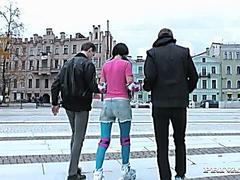 Rollerskate Girl DP