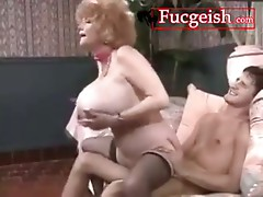 Vintage Porn Of Older Woman Having Her Tits Sucked Video