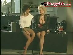 Big Boobed High Rise Lesbian Vintage Threesome Video