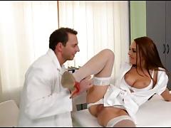 Hot Medical Sister - DP