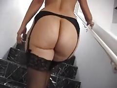 Big Ass MILF In Lingerie Hard Fucking !