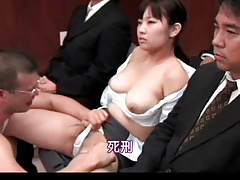 shoko and sakura is fucked by NOT her son in court