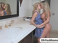 Teen Lia Lor is attracted to older women