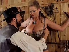 Kelly Madison hot sex with Ryan Madison