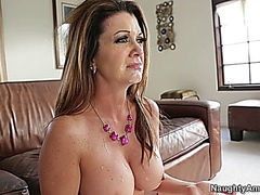 Raquel Devine Seduced By A Cougar