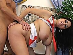Shione Cooper - Huge Nipples Huge Tits #16