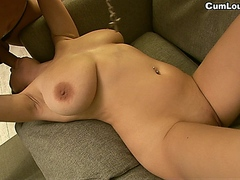 Shione Cooper: our incredible slut with huge boobs