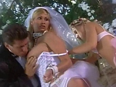 Tiffany Mynx and Lee Stone Marriage