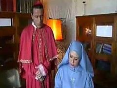 Horny Cardinal Fucks Nun