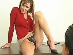 Saskia Milf Teacher
