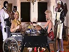 Die bizarre Krankenschwester