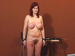 Slavegirl's Elite Pain Castings - Stella (25 years)