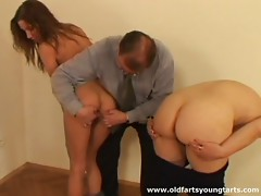 Hot MILF action with holes and penis