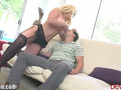 DevilsFilms Huge Tits Alura Jenson Riding
