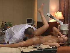 The oil massage shop 03