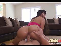 Puerto Rican Big Ass Mercedes Carrera