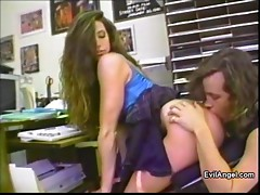 Nasty hot ass amateur lady gets drilled doggystyle in a hot orgasm