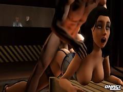 BioShock Infinite PMV: Elizabeth Porn Compilation