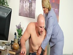 65 Year old Granny wants young cock