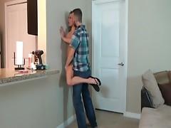 NastyPlace.org - Moms Wrestling Challange