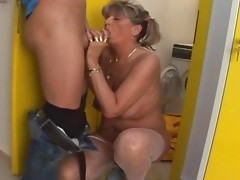 mature love blowjob and hardcore sexing