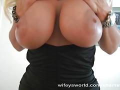 Wifey Fucks Her Handyman While Hubby Is Away