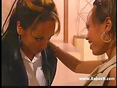 Black lesbian sister