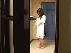 Japanese mother fucks her son-s friend -uncensored (MrNo)