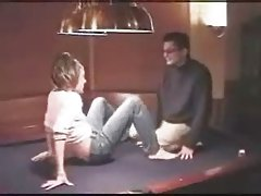 Amateur uncle and Young girl Taboo Sex