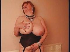 British Mature Big Tits