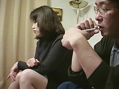 Japanese wife husband girl fuck-uncencored (MrNo)