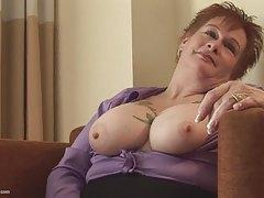 Hot mature anal fuck (Br eh noizzzz)