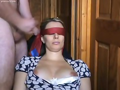 French wife big cumshot