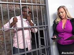 Amber Lynn Bach interracial